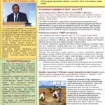 ESSP Newsletter April – June 2014