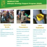 ESSP Newsletter January – March 2015