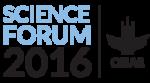 Science Forum 2016