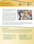 NEW IFPRI-ESSP Brochure 2017